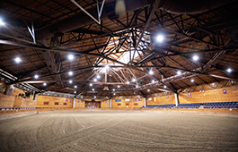 Charles H. Casey Equine Arena
