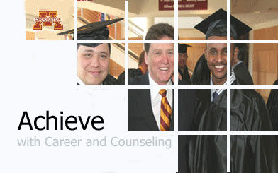Achieve with Career Counseling