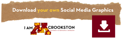Download your own social media graphics. Click this button to view options.