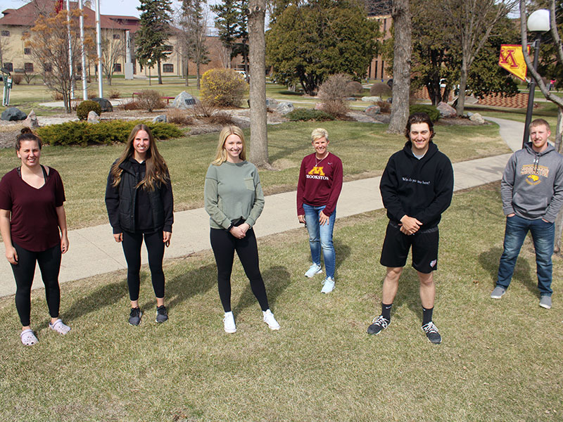 Exercise Science and Wellness 2021 Graduates