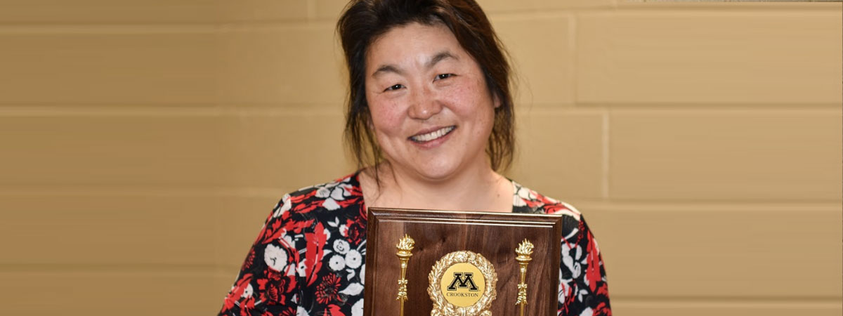 Rae French, 2018 Builders of Diversity award recipient.