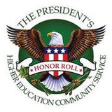 President's Service Honor Roll Award Logo