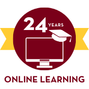 Online learning since 1996 at the University of Minnesota Crookston - 24 years!