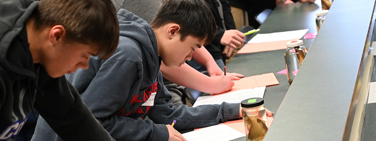 Wildlife Contest at UMC's Agriculture and Natural Resources Activities Day