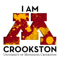 I am Crookston for Facebook (profile picture) or Instagram