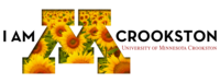 I am Crookston Facebook cover photo with sunflowers