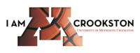 "I am Crookston, Basketball edition for a Social Media ""Cover"" Image"