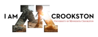 "I am Crookston, Cross Country edition for a Social Media ""Cover"" Image"