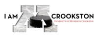 "I am Crookston, Hockey edition for a Social Media ""Cover"" Image"