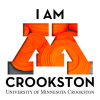 "I am Crookston, Trap Shooting edition for a Social Media ""Profile"" Image"